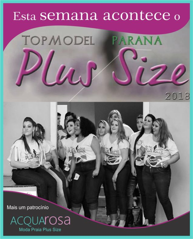 concurso plus size